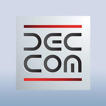 DEC COM logo