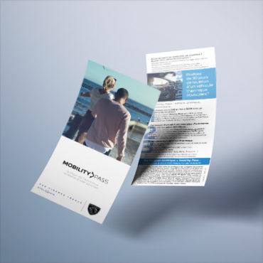 Leaflet Mobility Pass Peugeot