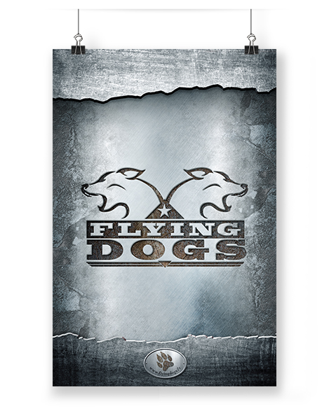 Poster Flying Dogs